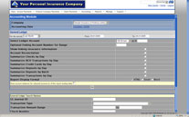 Account Module - General Ledger